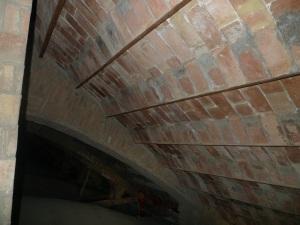 Hospital de Sant Pau tile roof-deck