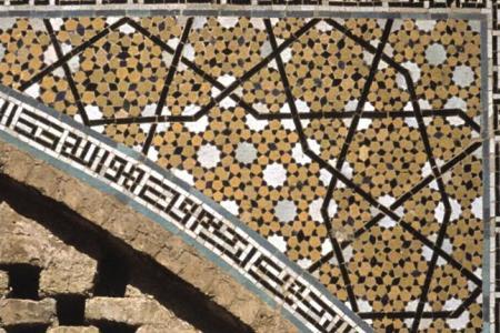 Darb-i_Imam_shrine_spandrel