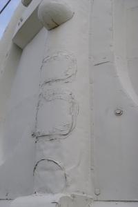 Sound patch repair in sheet metal