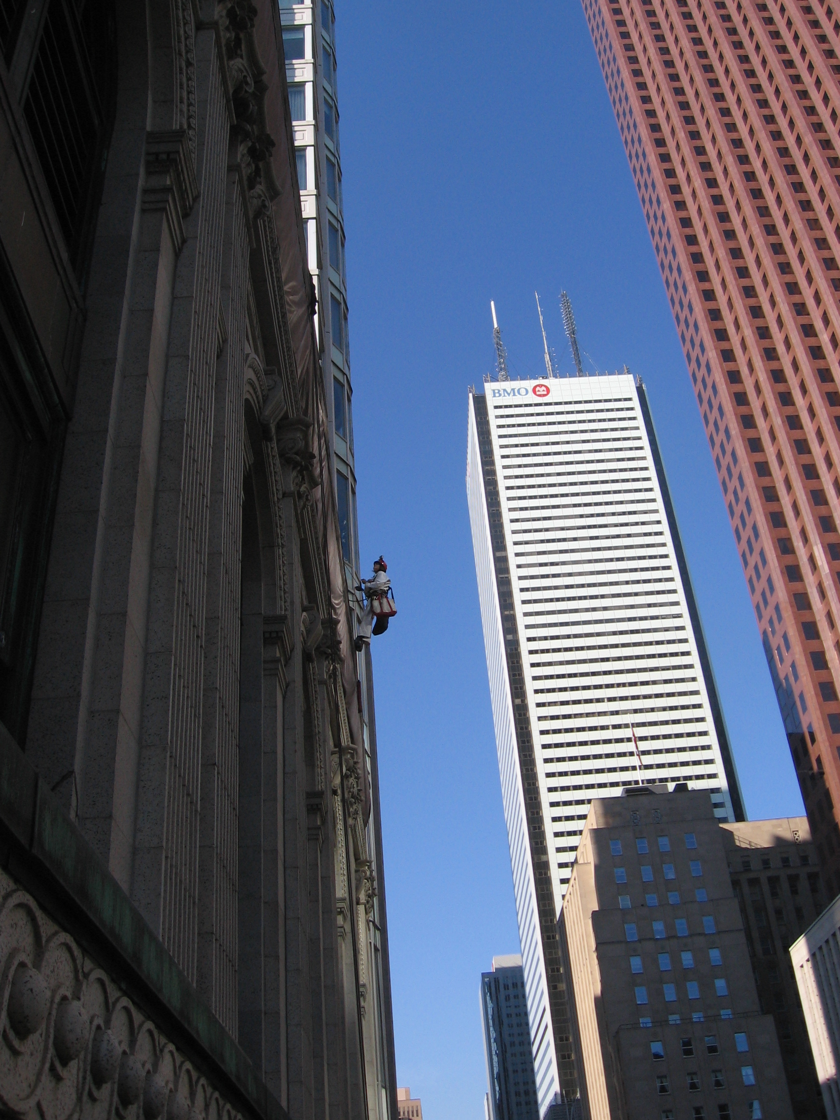 Identify the Building Series | Vertical Access LLC Blog